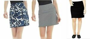 SALE! Women's S.C.& CO 360° Tummy Control Skort Skirt Stretch VARIETY SIZE COLOR