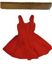 Lulus Little Red Dress Womens Size Medium