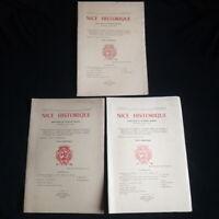 Nice Historique 3 revues de l'année 1969