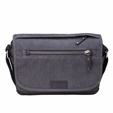 Tenba Cooper 8 Camera Bag - Luxury Canvas with Leather Accents