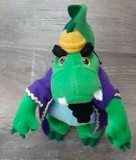 Resaurus Crash Bandicoot Komodo Moe plush