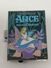 Alice In Wonderland Pop-Up Book Series Le Disney Pin Dinah White Rabbit