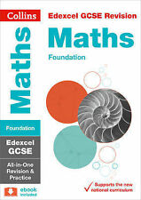 Edexcel GCSE Maths Foundation Tier: All-In-One Revision and Practice by...