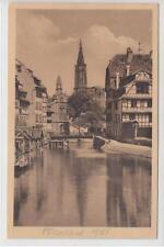 AK Strasbourg, Strassburg, Pflanzbad, 1941
