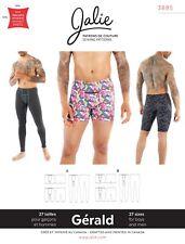 Jalie 3885 Gerald Men's & Boys' Underwear, Swim Trunks & Leggings Sewing Pattern