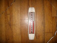 New listing Vintage Taylor Bakelite Indoor Outdoor Thermometer