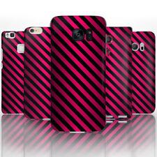 Fundas y carcasas estampado de plástico de color principal negro para teléfonos móviles y PDAs