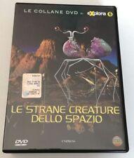 LE STRANE CREATURE DELLO SPAZIO DVD DOCUMENTARIO OTTIMO ITALIANO!