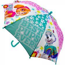 PAW PATROL SKYE EVEREST Ombrello automatico Originale bimbo bambina parapioggia