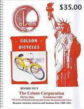 NEW BOOK antique COLSON old Bicycle Collectors REVISED EDITION! prewar postwar