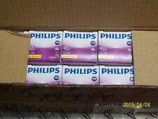 (10) PHILIPS 470179 DIMMABLE 7W LED FLOOD BRIGHT WHITE LIGHT EXPERT COLOR