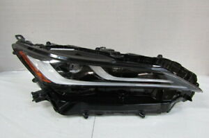2021 TOYOTA VENZA GENUINE OEM RIGHT LED HEADLIGHT T2