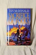 Sacrifice of fools Ian McDonald (Hardcover, Import 1996) Ian McDonald