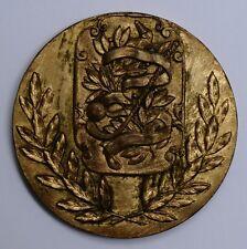 Congo Katanga medal médaille Federum Union Minière UMHK mines hockey Marthoz1957