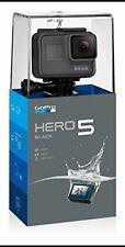 GoPro HERO5 Black 12 MP Waterproof 4K WiFi Camera Camcorder CHDHX-502 Sealed!!!