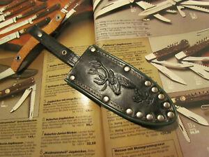 Messerscheide für  Solingen Messer Germany. Vollrindleder Messerscheide.