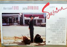 FOTOBUSTA LOBBY SABRINA HARRISON FORD JULIA ORMOND  CINEMA