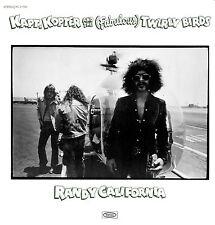 """Kapt. Kopter and the (Fabulous) Twirly Birds"" Randy California 150 gm White Vin"
