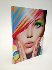 Quirepale 6 Column Appointment Book - Rainbow - Salons, Hairdressers etc ..