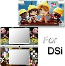 Little Big Planet SKIN DECAL COVER STICKER for DSi NDSi