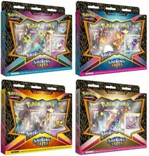 More details for pokemon shining fates mad party pin collection one at random new & sealed