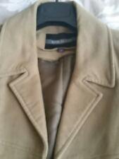 River Island winter biege coat XL size