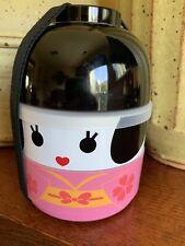 TATSUMIYA Japanese Geisha Doll Lunch Bento Box From Japan EUC