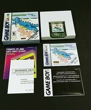 Dragon Tales: Dragon Wings (Nintendo Game Boy Color, 2000) GBC Complete