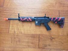 APS C33 Airsoft M4 Electric Blowback Red Tiger gun rifle