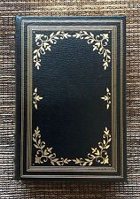 VINTAGE 1977 Thomas Mann Five Stories: Franklin Library Limited Edition, Leather