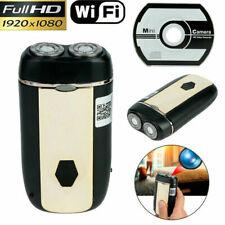 1080P HD WIFI Spy Hidden Camera Electric Shaver Mini DVR Video Recorder Cam New