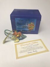 Disney Cinderella Gus President's Edition Ornament  Early Moments  Grolier New