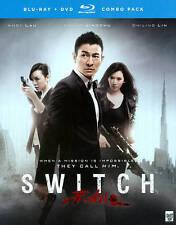 Switch [Blu-ray/DVD Combo] DVD, Andy Lau, Jay Sun