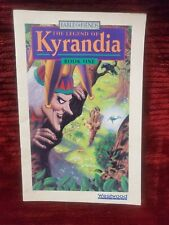 FABLES & FRIENDS THE LEGEND OF KYRANDIA BOOK ONE WESTWOOD