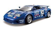 BUGATTI EB 110 Super Sport (1994 RACE ) Escala 1:18 de Bburago