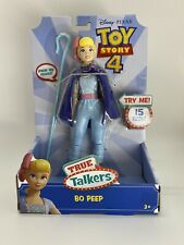 Disney Pixar Toy Story True Talkers Bo Peep Figure, 8.6""