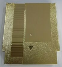 ES-1 UNIT GOLDE color 72 Pins Game Cartridge Replacement Plastic Shell NEW/NUEVO