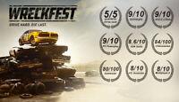 Wreckfest Steam Game Key (PC) - REGION FREE/WORLDWIDE -