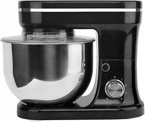 Daewoo 6 Speed 1200W Stand Mixer with 5L Stainless Steel Bowl