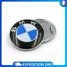 Logo BMW Capot Coffre 82mm Emblème Insigne  E46 E90 E92 E60 E34 E36 E39 X3 X5 X6