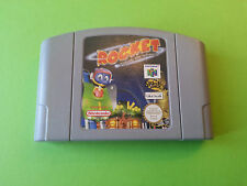 Rocket Robot on Wheels - Nintendo 64 PAL