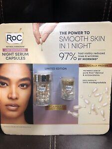 Roc Night Serum Capsules 50 CT