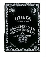 OUIJA SPIRIT BOOK Backpack Rucksack Magic Witch Craft Pagan Goth Black Handbag