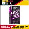 NUTREX LIPO-6 BLACK KETO 60 CAPS KETOGENIC WEIGHT LOSS KETOSIS FAT BURN LIPO6