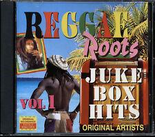 Reggae Roots Juke Box Hits Vol. 1 by Various Artists (CD, 2001, United Audio)