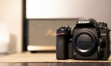 Nikon D7500 DSLR Camera Body 20.9MP Bluetooth Wi-Fi Black