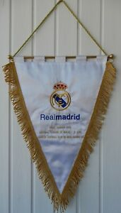 BANDERIN CHAMPIONS LEAGUE FINAL 2017 REAL MADRID - JUVENTUS MATCH PENNANT