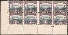 8 British Blocks Stamps