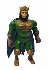 Vintage Mannix Sungold Ape Attacks Series Action Figure with Cape Loose Rare