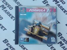 FORMULA ONE UNO SONY PS1 PS2 PS3 PSX PLAYSTATION 1 2 3 PAL ITA ITALIANO COMPLET